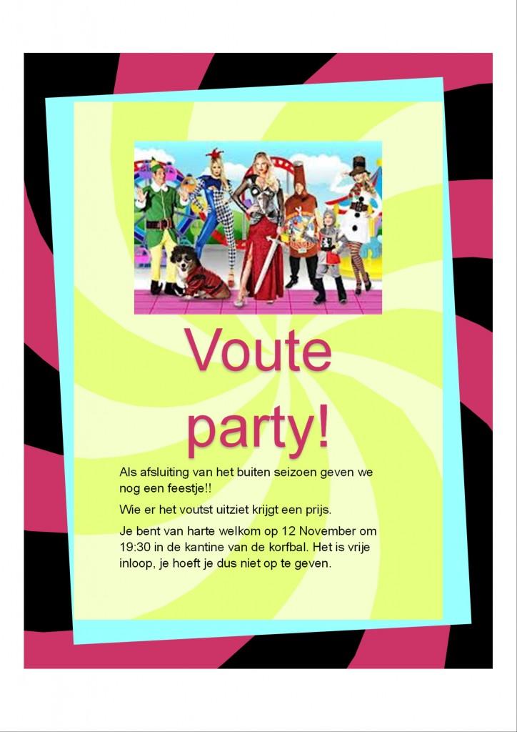 voute party